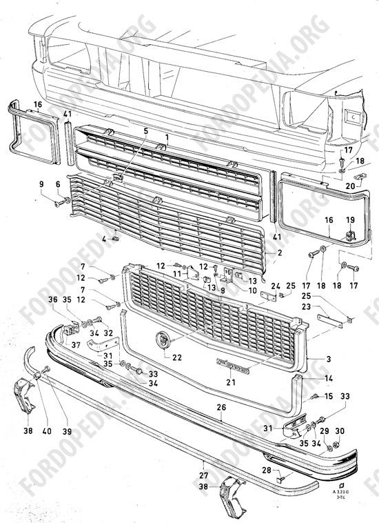 1988 ford f 150 wiring diagram additionally 1975 1975 ford