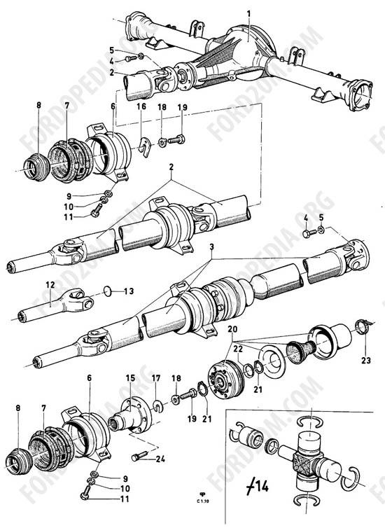 P7 Parts List C1 10