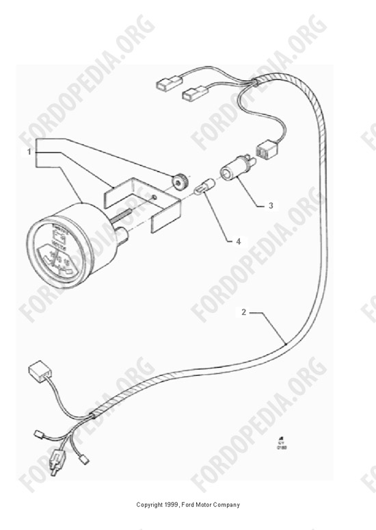 Ford Transit Mkiii 19851991 Battery Condition Indicator: Ford Transit Indicator Wiring Diagram At Nayabfun.com