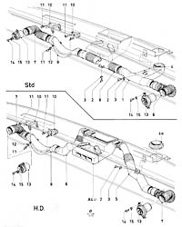 1968 Amc Javelin Wiring Diagram furthermore 74 Bronco Wiring Diagram besides Amx Wiring Diagram furthermore 1967 Pontiac Grand Prix Wiring Diagram moreover Trim package. on amc javelin