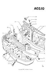Ford Transit Mkiii 1985 1991 Parts List Fordopedia Org