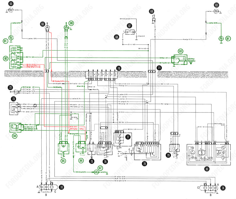 Wiring Diagram Indicator : Fordopedia